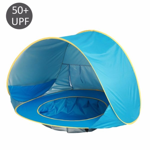 Sun Protection Baby Beach Shade Tent